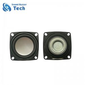 Full range 2 inch Portable loudspeaker unit 52mm speaker 4 ohm 3w