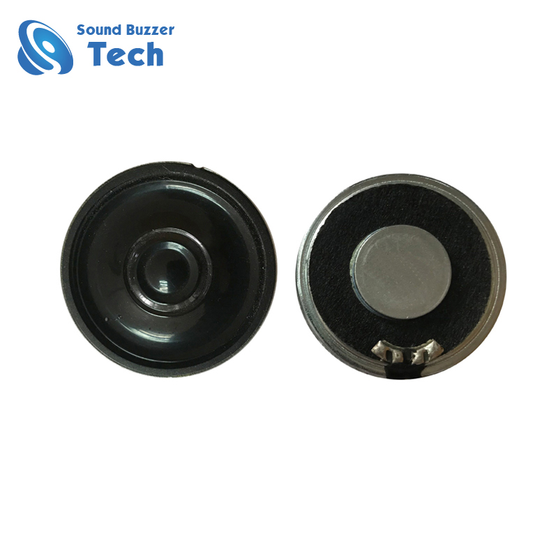 Mobilephone radio and toy use speaker 36mm 8ohm 0.5w ultra thin speaker Featured Image