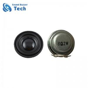 Best multimedia speaker parts for music box 8 ohm 2w 30mm speaker