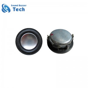 Professional loudspeaker driver unit 28mm 4ohm 2 watt micro speaker