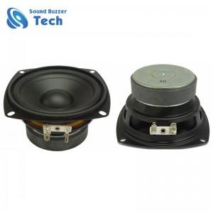 Good bass sound multimedia speaker 105mm power 30 watt speaker 4 inch full range