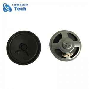Wholesale Multimedia speaker driver unit with paper cone 66mm 8ohm 5w loudspeaker