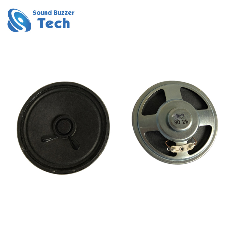 Wholesale Multimedia speaker driver unit with paper cone 66mm 8ohm 5w loudspeaker Featured Image