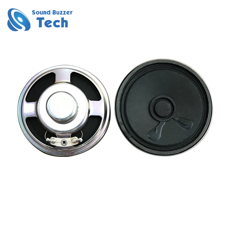 Fast delivery loudspeaker parts with good bass sound 50mm 50 ohm speaker Featured Image