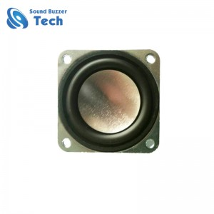 Hot sell Raw Speaker 40mm 4 ohm 3W Bass Audio Speaker